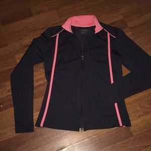 Women's BCG track jacket size small